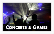 Concerts Games